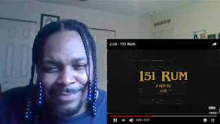 """Baby Dyce Reacts to - J.I.D. """"151 Rum"""""""