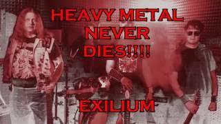 Exilium - Heavy Metal Demon -promo-...