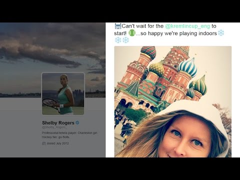 The Top 10 Tennis Tweets of the Week featuring Maria Sharapova, Rafael Nadal and the Kremlin Cup