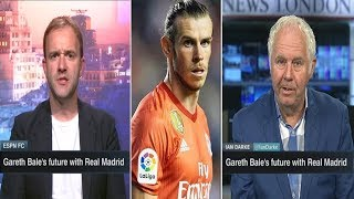 ESPN FC | [BREAKING NEWS] Gareth Bale's future with Real Madrid: to United or back Spurs