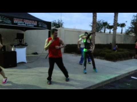 Eric Roth Zumba Instructor Orlando Florida