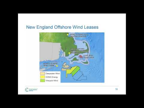 US Offshore Wind Opportunity Roadmap for New York, Massachus