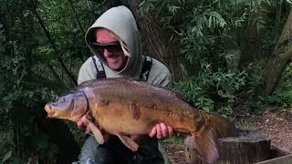 "***Carp Fishing*** At the Quarry, Essex, Vlog 13, ""Quest for the magnificent 7"" Nomadic Carper"