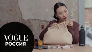 Что в сумке у Ян Гэ?   Vogue Россия