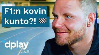 Kaj Kunnas Exclusive | Näin treenaa F1-kuljettaja Valtteri Bottas | Dplay.fi