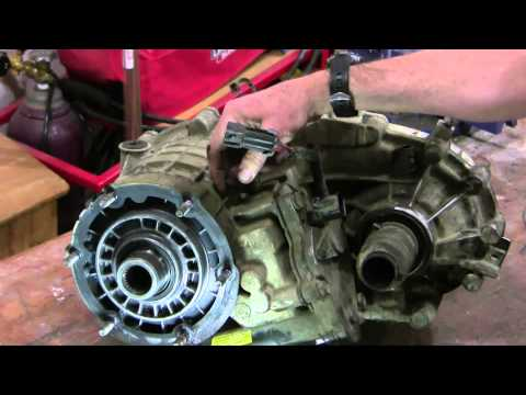 Remove/Replace GM 246 transfer case, 2000 Chev Suburban