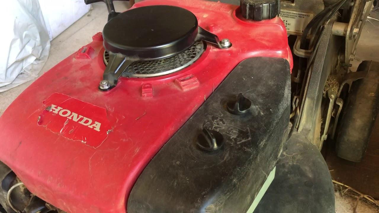 Reparar carburador honda