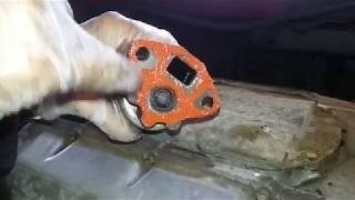 DIY Honda EGR valve location, clean, testing, and replace