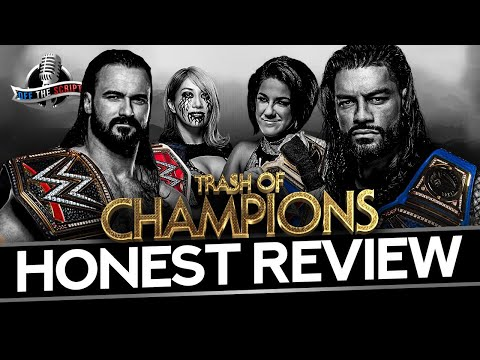 🔴 WWE Clash of Champions 2020 Full Show Review: Roman Reigns vs Jey Uso, Ambulance Match!