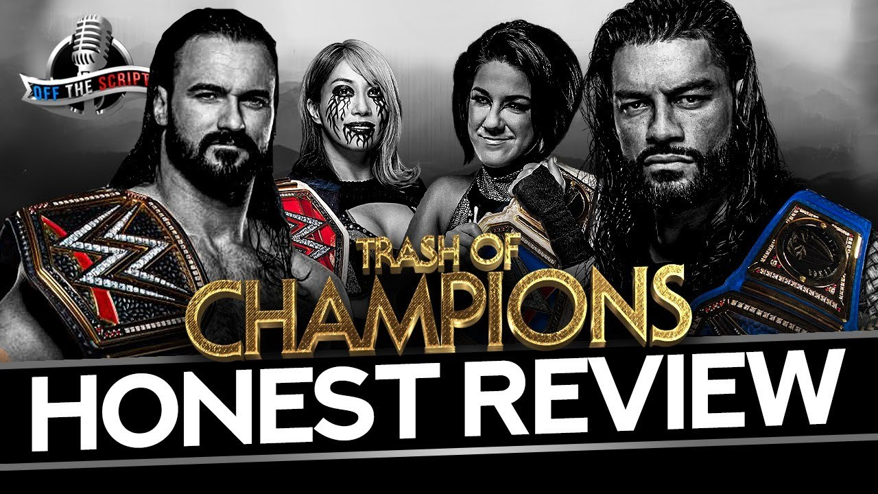 Download 🔴 WWE Clash of Champions 2020 Full Show Review: Roman Reigns vs Jey Uso THE BEST MAIN EVENT OF 2020