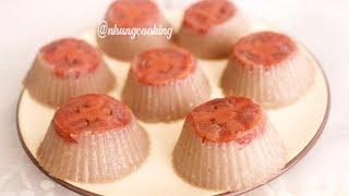 BÁNH CHUỐI HẤP / STEAMED BANANA CAKE by Nhung Cooking