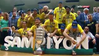 4. Maç Özeti: Beşiktaş Sompo Japan - Fenerbahçe