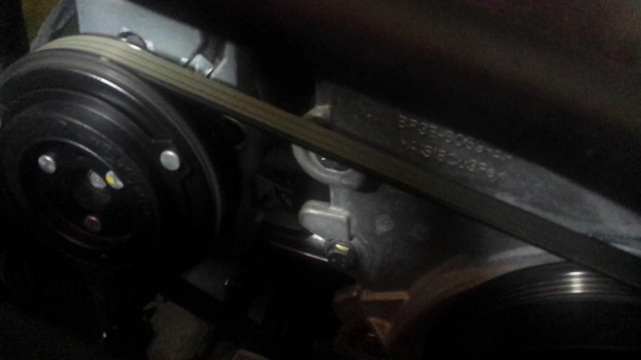 2016 mustang ac compressor clutch