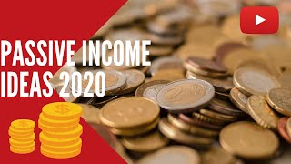 Passive Income Ideas: Earn While You Sleep | Work from Home | Business and Marketing Series