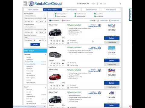 A guide to Dubai Car Rental