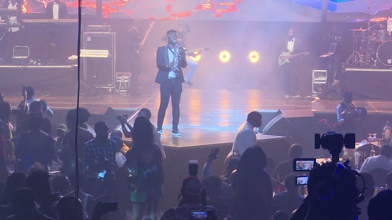 Download Ykee Benda's Singa Concert At Serena Hotel 2019