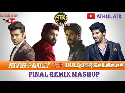 Nivin Pauly vs Dulquer Salmaan - Final Mass Remix Mashup