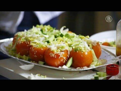 Вегетарианство в России: зелень вместо мяса (новости)