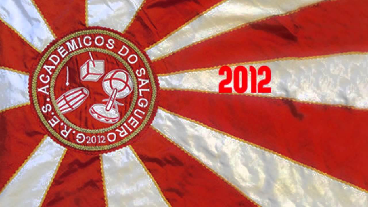 o samba enredo do salgueiro 2012