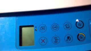 Resetear cartuchos HP 664 en impresora HP 3635 2135 2130 2136