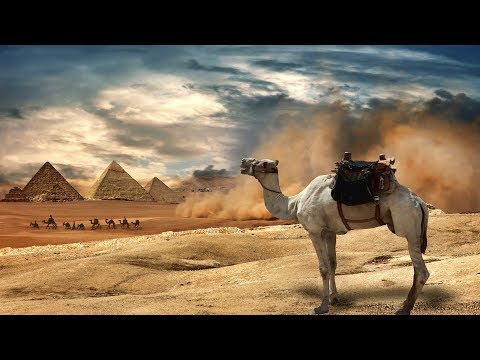 DESERT SAND STORM - Ancient Egypt & Middle Eastern Psytrance Mix