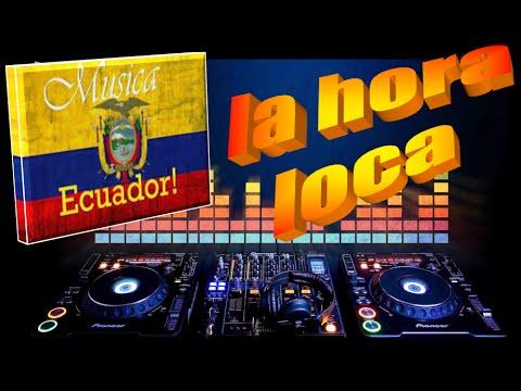la hora loca 4 cumbia colombiana nacional ecuatoriana canciones originales DjCmix