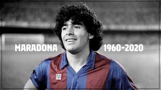DIEGO ARMANDO MARADONA | FC Barcelona (1982-84)