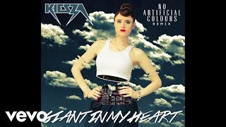 kiesza giant in my heart no artificial colours remix audio