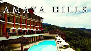 Amaya Hills hotel Kandy Sri Lanka view and a walk thought of the hotel's superior room. A view of the magnificent sun set from the rooms balcony. Hope your ...