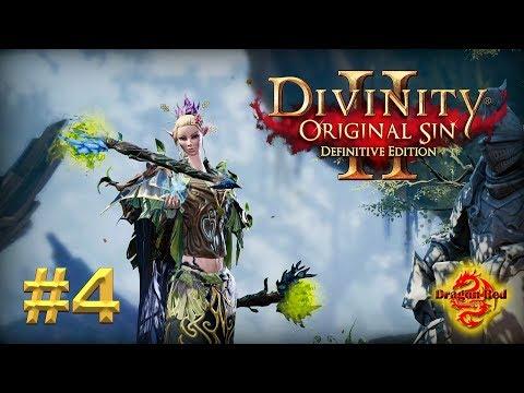 Divinity Original Sin 2 Definitive Edition Волшебница Часть 4