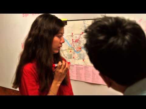 2014 ISS Korean Cinema Filmmaking Workshop (Architecture 101)