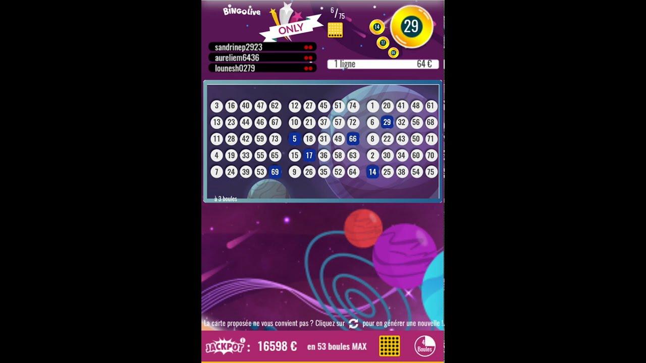 Bingo Live :)