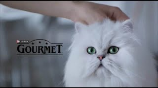 Реклама Purina Gourmet Mon Petit | Пурина Гурме Мон Пети