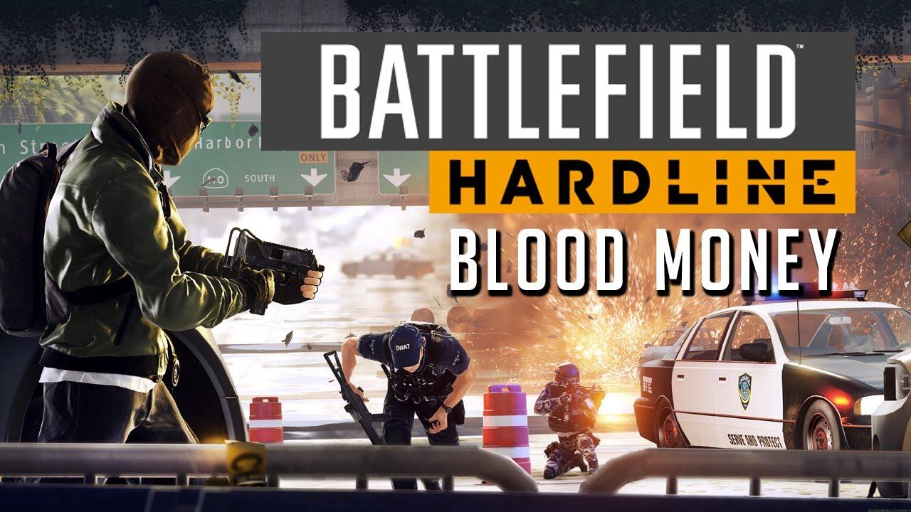 Battlefield Hardline Beta - Blood Money