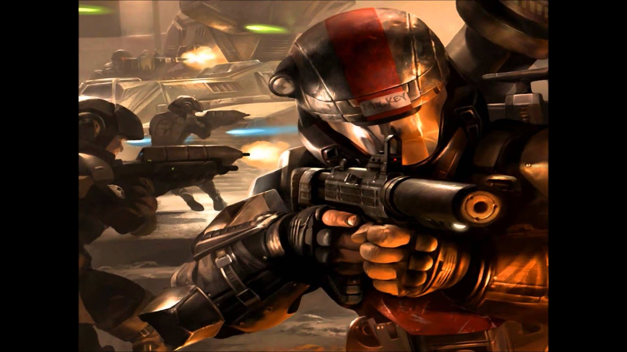 Halo 3 odst battle songs remix youtube - Halo odst images ...