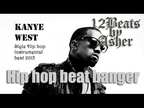 Kanye West style hip hop instrumental beat 2015