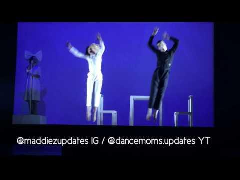 "Maddie Ziegler ""Reaper"" HQ At Sia's Tour"