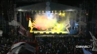 2012 Groovy Soca Monarch Finals - Machel Montano - Mr. Fete