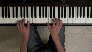 Download Comptine D'un Autre Été Piano Tutorial part 2 MP3 song and Music Video