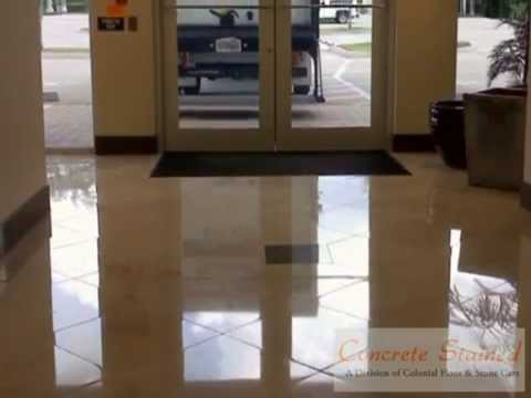 Concrete Polishing Service Fort Lauderdale - ConcreteStained.net