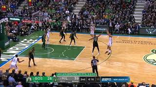 Bucks torching Smart less Celtics