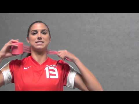 How to make your Alex Morgan Headband bcc99d89171