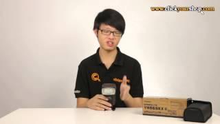 Yongnuo YN565EX II E-TTL Speedlite Flash for Canon EOS DSLR Camera (Product Review)