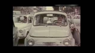 ALBERTO SORDI NEL TRAFFICO DI ROMA