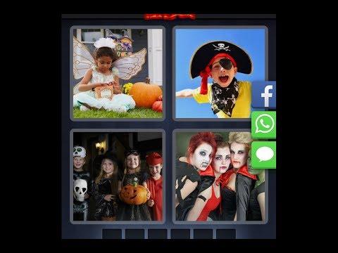 Tägliches Rätsel Halloween