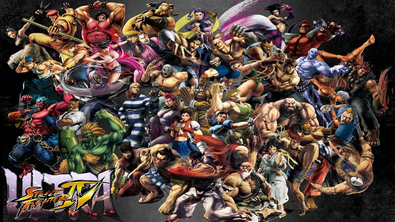 Ultra Street Fighter 4 All Characters Ultra Combos Exhibition Full HD - YouTube