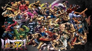 Ultra Street Fighter 4 All Characters Ultra Combos Exhibition Full HD