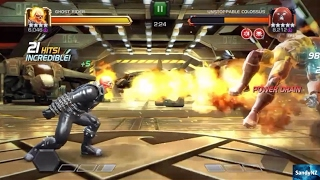 MAP 6 COMPLETE | GHOST RIDER | THRONE OF TIME | MARVEL CONTEST OF CHAMPIONS