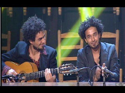 """El Lin & El Nani por bulerías """"Amantes""""   Flamenco en Canal Sur"""