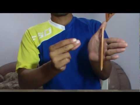 trik sulap tangan mag / pensil mag